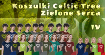 Celtikowe Koszulki – Zielone serca vol. IV